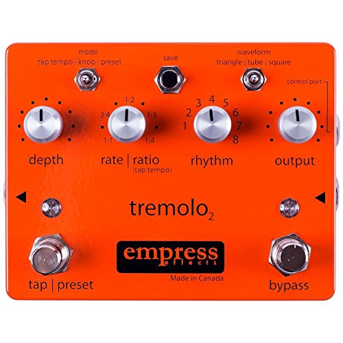 Empress Tap Tremolo 2 Pedal