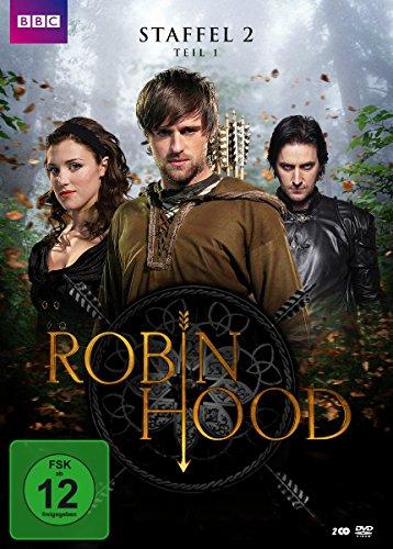 Robin Hood - Staffel 2, Teil 1 [2 DVDs]