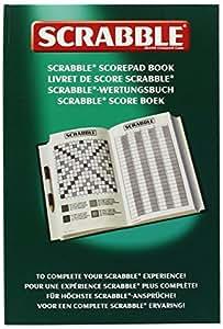 Tinderbox Games Scrabble Score Pad