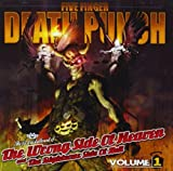 The Wrong Side Of Heaven And The Righteous Side Of Hell Volume 1 [Edited] by Five Finger Death Punch (2013-05-04)