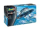 - 51beznjI0XL - Revell 03903 12 Modellbausatz Flying Saucer Haunebu Im Maßstab 1:72, Level 4, Länge 20 cm