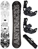AIRTRACKS SNOWBOARD SET (PAQUETE COMPLETO) TABLA...