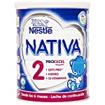 Leche de continuación Nativa 2