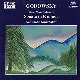 Godowsky: Piano Sonata In E Minor