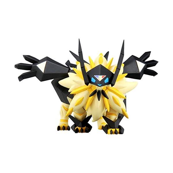 Takara Tomy Pokemon EHP_13 EX Moncolle Dusk Mane Necrozma Action Figure 2