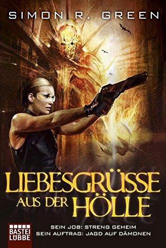 Liebesgrüße aus der Hölle: Roman (Fantasy. Bastei Lübbe Taschenbücher)