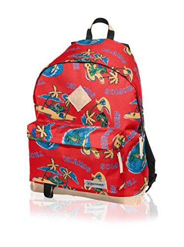 Eastpak  Wyoming, Damen Rucksackhandtasche rot/mehrfarbig