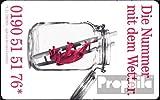 Prophila Collection BRD (BR.Deutschland) S292 S 01/01 2001 DeTeMedien (Telefonkarten für Sammler)