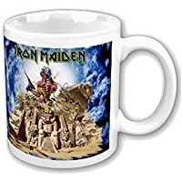 Tazza Somewhere Back in Time - Iron Maiden Somewhere In Time