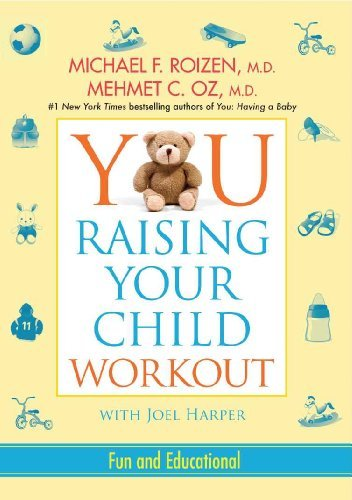 YOU Raising Your Child Workout DVD starring Joel Harper by Dr. Roizen, Joel Harper Dr. Oz