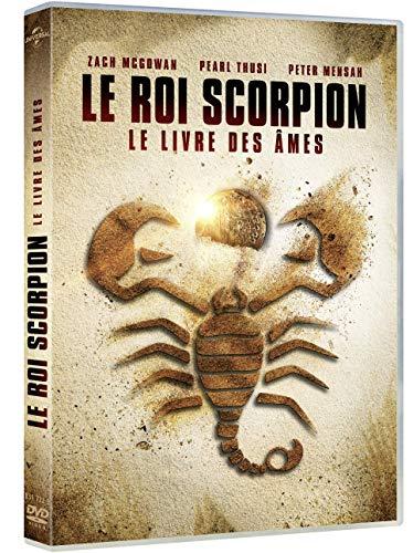 Image de Le Roi Scorpion - La Livre des âmes
