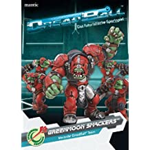 Mantic Games Dreadball Greenmoon Smackers Marauder Team