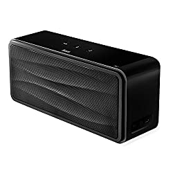Divoom Onbeat500 Portable Wireless Bluetooth Speakers with Strong bass and NFC Technology (Black)