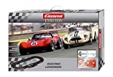 Carrera Evolution Racing Legends Set by Carrera TOY (English Manual)