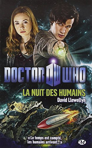 Doctor Who, Tome : La Nuit des humains, Livres/Bande dessinée