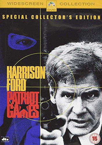 Patriot Games Special Edition [UK Import]
