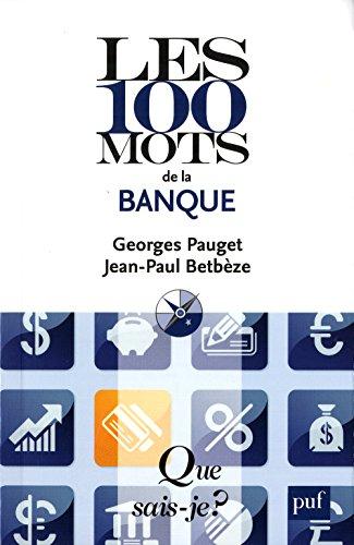 Les 100 mots de la banque