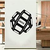 Wandtattoo Schlafzimmer Wandaufkleber Schlafzimmer Abziehbild Film Film Hollywood Kino TV Dekor Familie Schlafzimmer Dekoration Aufkleber