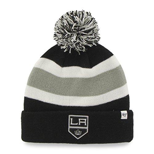 47 Brand NHL Los Angeles Kings Breakaway Cuff Knit Beany Hat One Size Mütze Forty Seven -