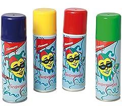 Idea Regalo - fiori paolo 69191 stelle filanti spray 125 ml
