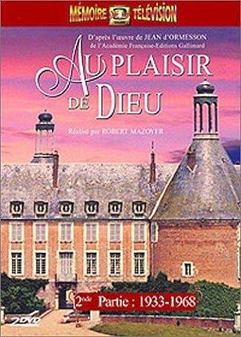 Au plaisir de Dieu, 2ème partie : 1933 / 1968 - Edition 2 DVD