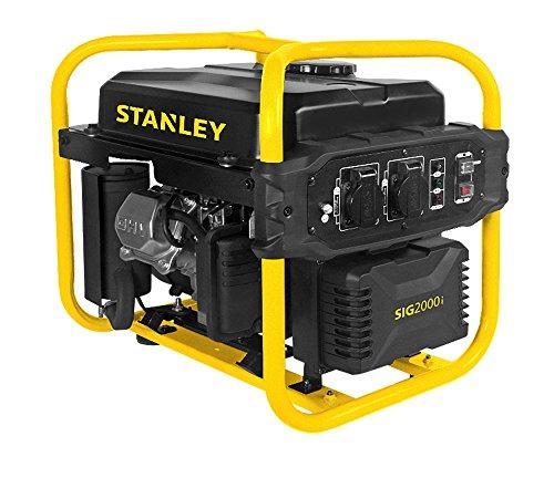 Stanley 604800120Sig 2000-1Generador Inverter