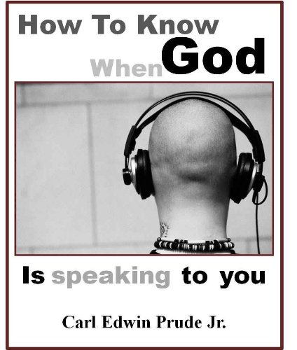 how-to-know-when-god-is-speaking-to-you-english-edition