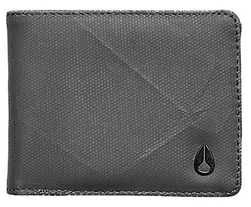 Nixon Cape Multi Bi-fold Wallet - Black -