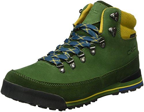 CMP Campagnolo 3Q49557, Scarpe da trekking e da passeggiata Uomo Verde (Leaf F953)