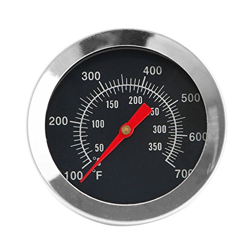 William-Lee BBQ Smoker Grill Thermometer Temp Gauge Probe Tester 50°C bis 350°C Outdoor Präzise Barbecue Camping Lebensmittel Koch Werkzeug Edelstahl -