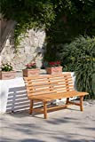 My garden Panca California 3 Posti