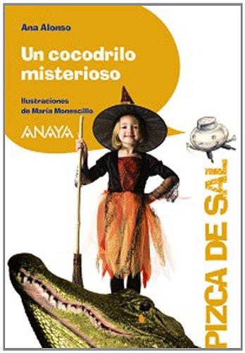 Un cocodrilo misterioso / A Mysterious Crocodile (Pizca De Sal / Pinch of Salt) por Ana Alonso