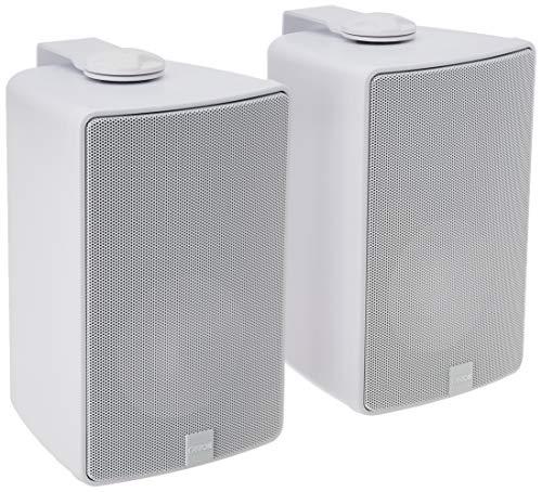 Canton Pro XL.3 Universal In-/Outdoor-Lautsprecher (60/120 Watt, 2 Stück), weiß