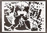 Gimli Herr Der Ringe (The Lord Of The Rings) Handmade Street Art - Artwork - Poster
