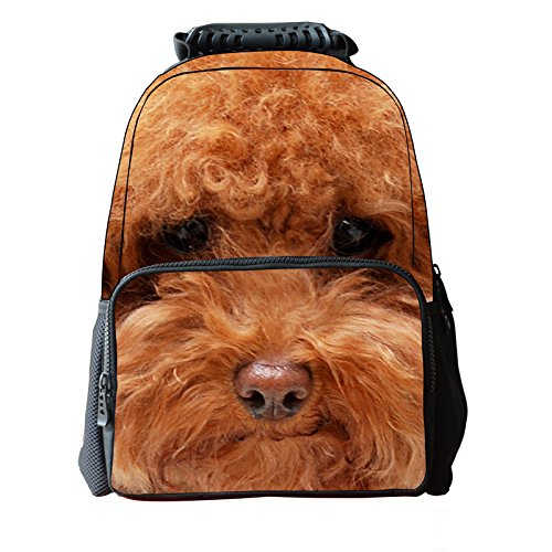 koson-man-3d-animal-cute-kids-backpack-laptopbrowndog
