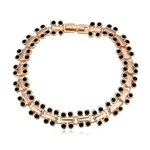 adisaer-plaque-or-bracelets-femme-en-or-bracelets-charms-noir-zirconium-16cm