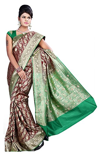 Asavari Art Silk Bridal Banarasi Saree