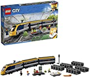 Lego City Passenger Train Toy, Multi-Colour, 60197