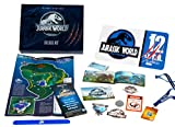 Doctor Collector- Jurrasic World-Kit Deluxe, Multicolore, DCJW04