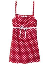 Playshoes Dots Girl's - Traje de natación para niña