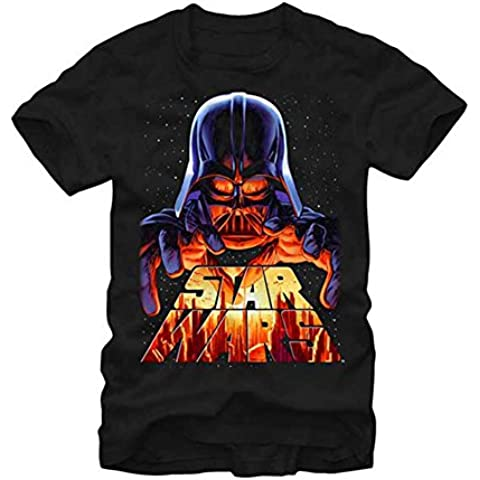 Star Wars Darth Vader Movie Logo Tee Shirt