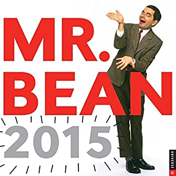 Mr. Bean 2015 Wall Calendar