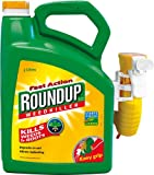Scotts Miracle-Gro Roundup Fast Action Weedkiller Ready To Use Spray, 3 L