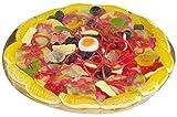 Look o Look Pizza de Bonbons Gélifiés de 435gr
