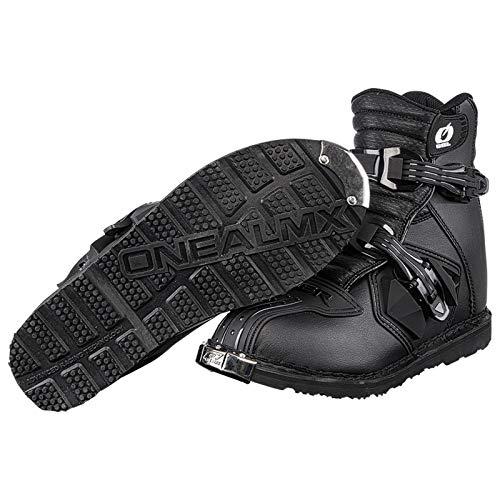 O'Neal Rider Boot EU Shorty MX Cross Stiefel Kurz Schuhe Motorrad Enduro Motocross Offroad, 0344-2, Größe 43 - 4