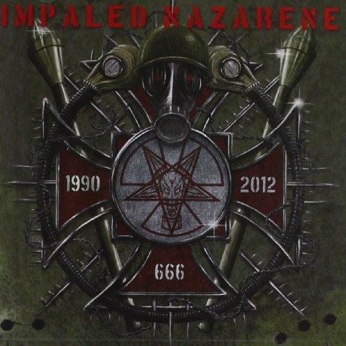 Impaled Nazarene - 1990-2012 (2 Cd)