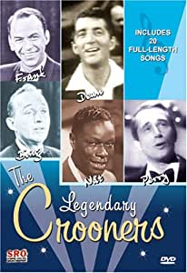 Legendary Crooners [DVD] [Region 1] [US Import] [NTSC]