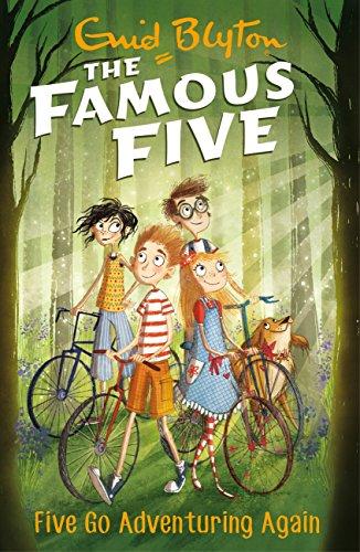 Five Go Adventuring Again: Book 2 (Famous Five series) (English Edition) por Enid Blyton