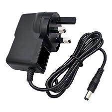 3rd Party Sega Mega Drive 1 - 10V 1A UK Mains Power Supply AC Adapter