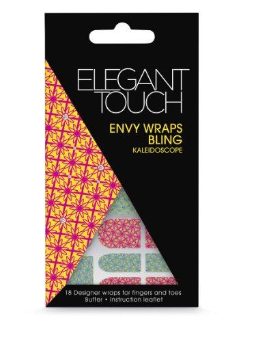 Elegant Touch Envy Wraps Bling selbstklebend, Kaleidoskop Touch-bling